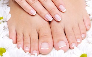 Manicure Pedicure Nail Salon Services