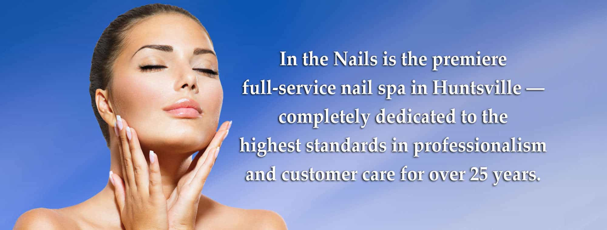 nail salon day spa huntsville